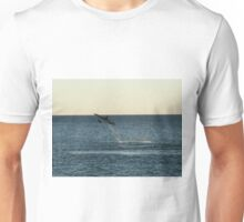 I can fly!!! Dolphin Jump Unisex T-Shirt