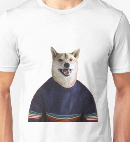 Well-Dressed Doggo Unisex T-Shirt