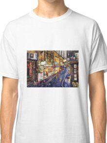 Rainy Melbourne Classic T-Shirt