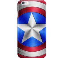 Captain America Shield 2 iPhone Case/Skin