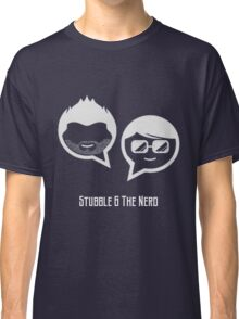Stubble and The Nerd Podcast Classic T-Shirt
