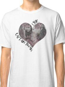 Captain Swan: Emma x Hook Classic T-Shirt