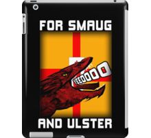 For Smaug and Ulster iPad Case/Skin