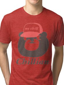 no chill bear Tri-blend T-Shirt