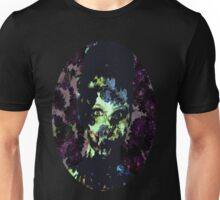 Darkness behind the beauty Unisex T-Shirt