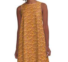 Happy Halloween A-Line Dress