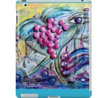 Vendanges tardives iPad Case/Skin