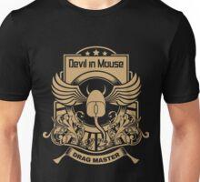 Devil in Mouse Unisex T-Shirt
