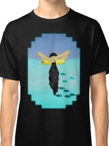 Floating Your Cares Away Classic T-Shirt