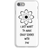 "Orphan Black ""Crazy Science"" iPhone Case/Skin"