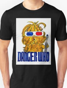 Danger Who, the Tenth Guinea Pig Doctor Unisex T-Shirt