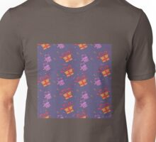 Happy Birthday Seamless Pattern with Presents for Children Party Unisex T-Shirt