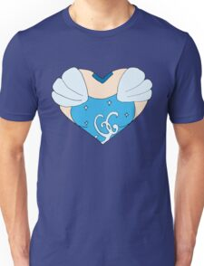 Cinderella's Heart Unisex T-Shirt