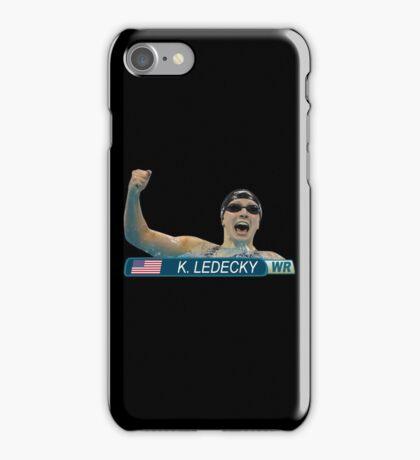 Katie Ledecky iPhone Case/Skin