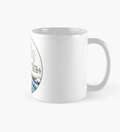 I am the sea and nobody owns me Mug