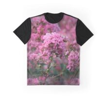 Playful Summer Pinks Graphic T-Shirt