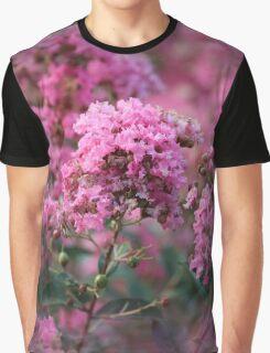 Playful Summer Pinks Graphic T-Shirt
