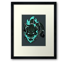 League of Thresh Framed Print