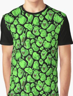 Fifty shades of slime Graphic T-Shirt