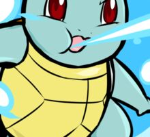 Squirtle | Bubble Sticker