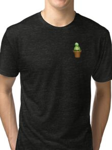 Potted budew Tri-blend T-Shirt