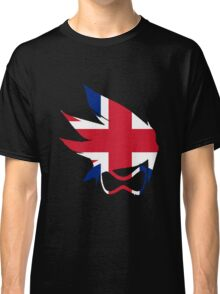 Tracer Union Jack Spray Classic T-Shirt