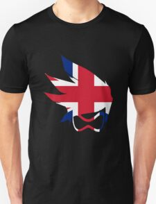 Tracer Union Jack Spray Unisex T-Shirt