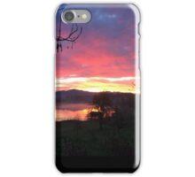 Sonnenuntergang iPhone Case/Skin