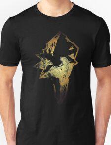 Final Fantasy IX logo grunge Unisex T-Shirt