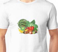 Set strawberry summer tomato vegetables Unisex T-Shirt