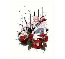 Yuno Gasai, Everyone's favorite Yandere Art Print