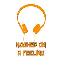 Hooked On A Feeling Photographic Print