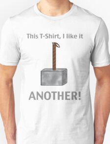 I like this drink - ANOTHER! Unisex T-Shirt