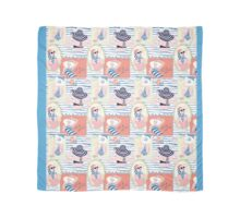 Escape to the French Riviera Scarf
