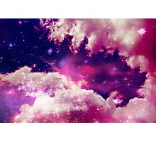 Galaxy within me Photographic Print