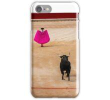 Bull Fight iPhone Case/Skin