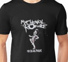 Alstyle Men's My Chemical Romance The Black Parade T-Shirt Unisex T-Shirt