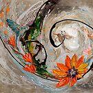 The Splash Of Life 25 by Elena Kotliarker
