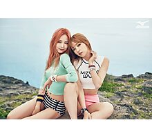 Exid Girls Official Photographic Print