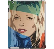 Kate Moss iPad Case/Skin