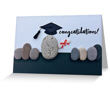 You Rock! - graduation 02 Greeting Card
