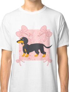 Fancy Weiner Classic T-Shirt