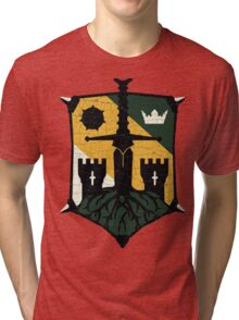 For Honor - Knight Logo Tri-blend T-Shirt