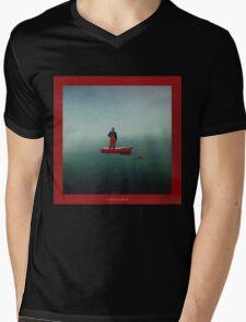 lil boat Mens V-Neck T-Shirt