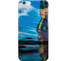 Allegory about  007  14 08   iPhone Case/Skin