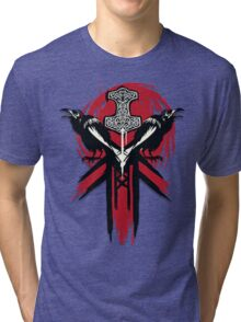 For Honor - Vikings Logo Tri-blend T-Shirt