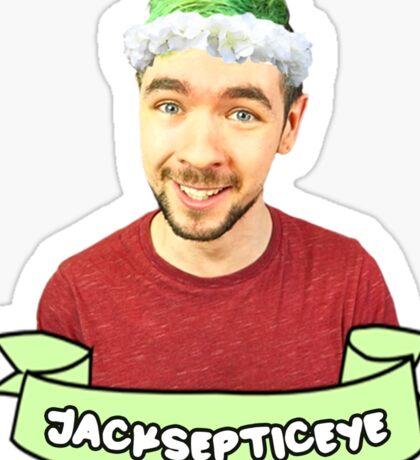 Jacksepticeye! Sticker