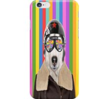 best dog work like aviator iPhone Case/Skin