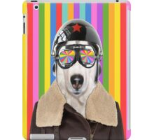 best dog work like aviator iPad Case/Skin