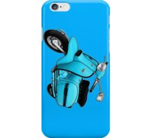 DL 125 Scooter Design iPhone Case/Skin